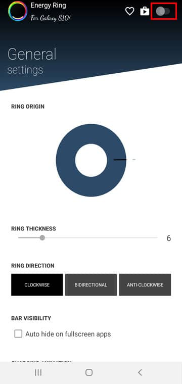 enable Energy Ring