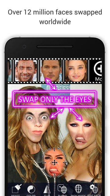 Face swap apps - face swap booth