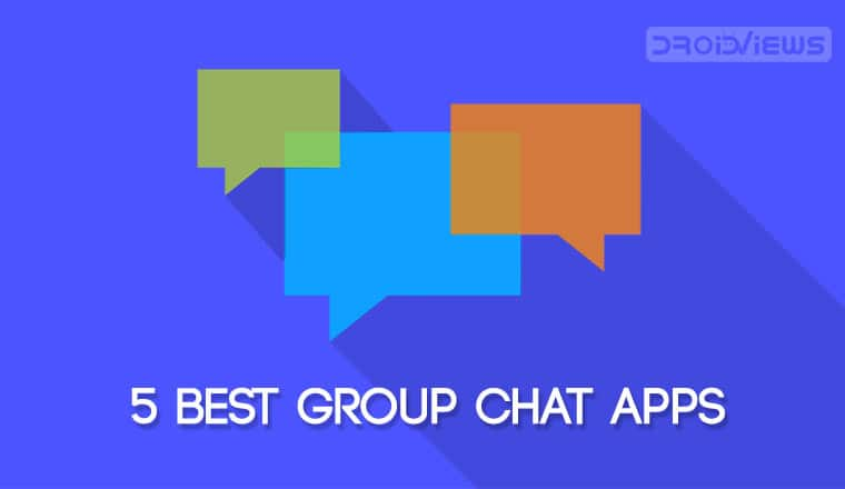 best group chat android apps
