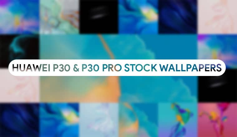 Download Huawei P30 and Huawei P30 Pro Wallpapers | DroidViews