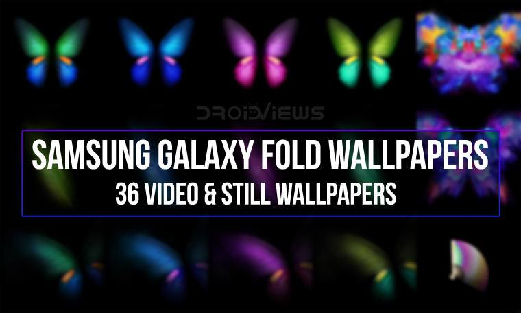 Download Samsung Galaxy Fold Wallpapers