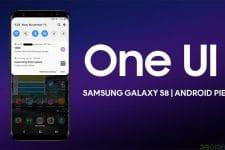 S8 Plus Android Pie Update