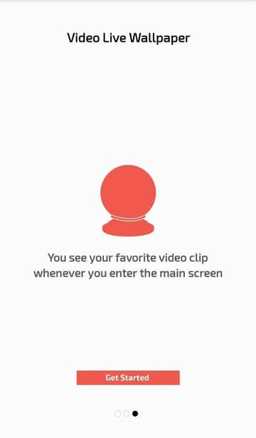 Video Live Wallpaper is a blank live wallpaper that allows you to set your own video as a live wallpaper animation! Do you have that perfect home made video of your loved one that you'd love to see on your Android device's home screen? How about a music video? Or why not an entire movie? Many codecs and formats are supported. Choices are almost limitless.