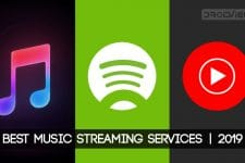 best music streaming services 2019