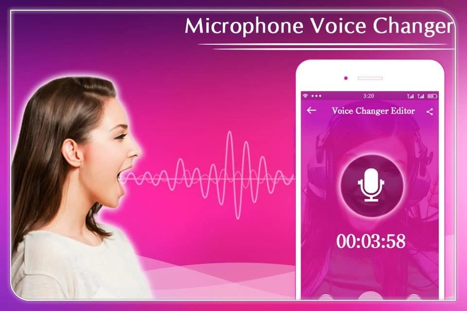 real time voice changer during call for android