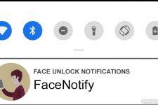 Face Unlock Lockscreen Notifications Oxygen OS