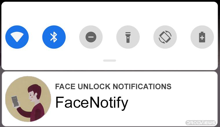 Face Unlock Lockscreen Notifications on Oxygen OS [OnePlus 6/6T, 5/5T]