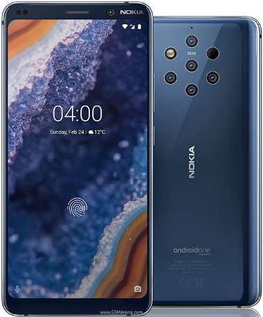 Nokia 9 PureView poster
