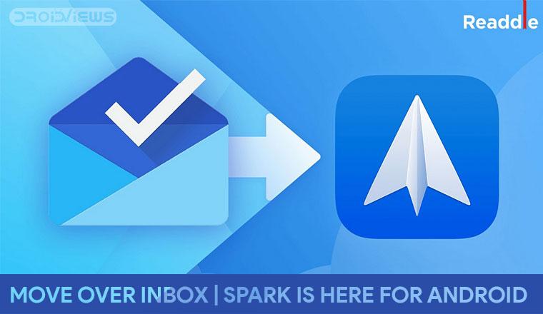 spark android inbox alternative
