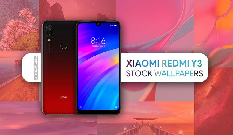 Redmi Y3 Stock Wallpapers (Full HD)- Download | DroidViews