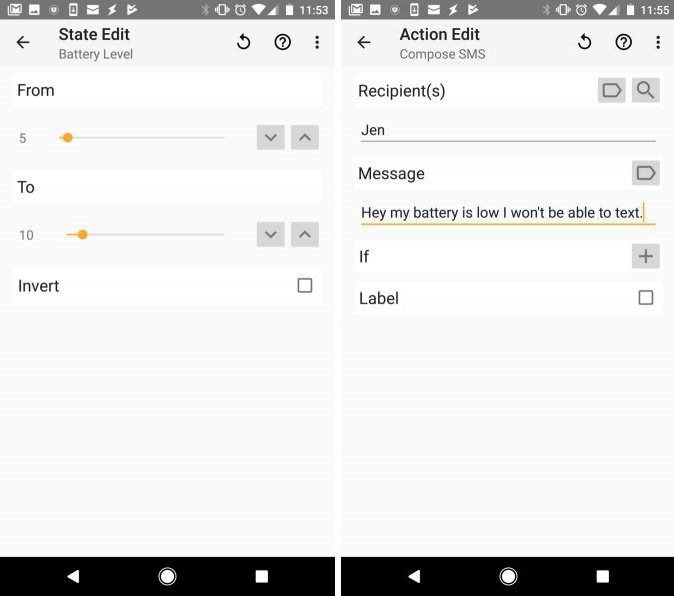 Automate Tasks on Android with Tasker [Tutorial] ! - App