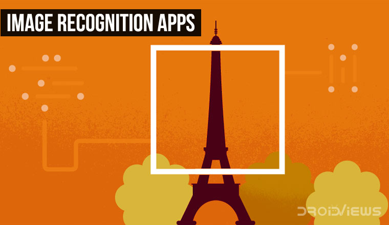 image recognition apps android