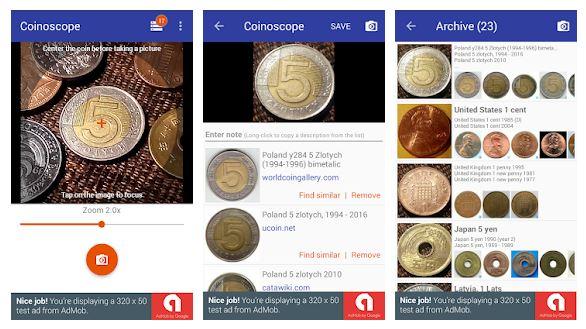 Coinoscope App