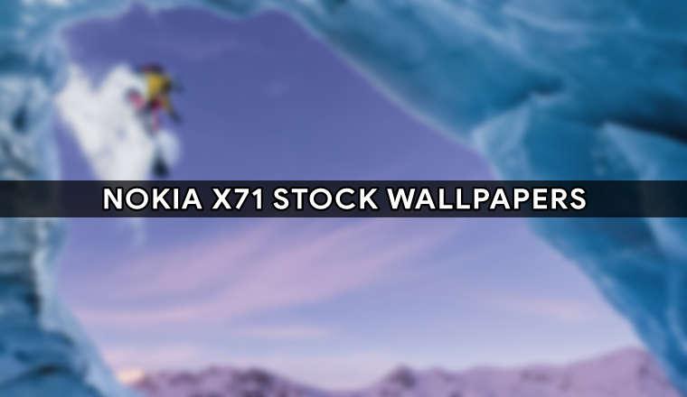 Nokia X71 wallpapers