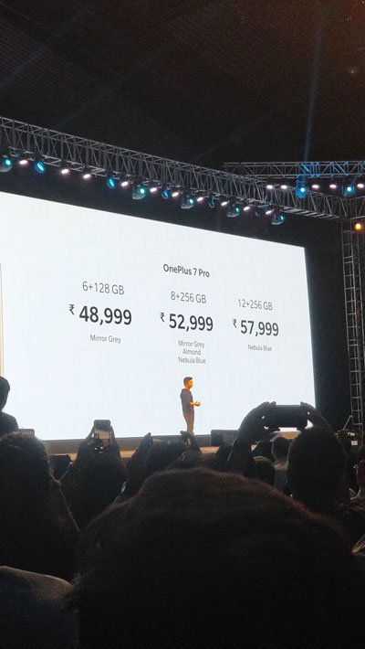 OP 7 Pro pricing