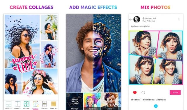 PicsArt - photo-editing app