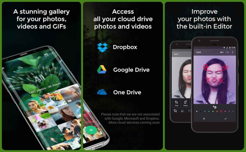 10 Best Gallery Apps for Android in 2019 | DroidViews