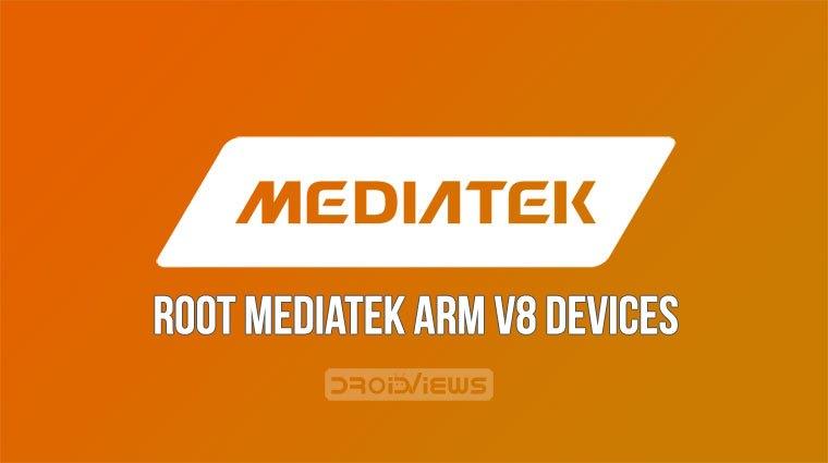 mediatek arm v8 root tool