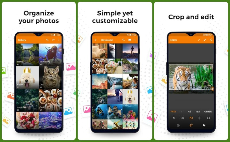 Simple Gallery Pro app