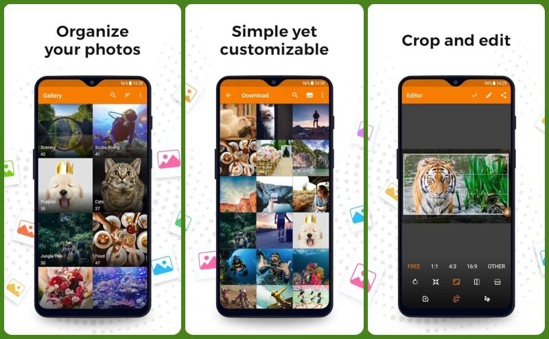 Simple Gallery Pro app