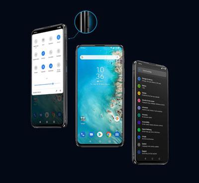 Asus Zenfone 6 UI
