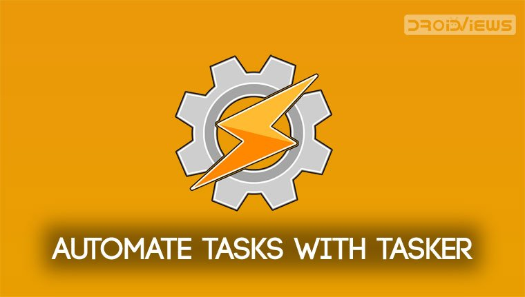 automate android tasks tasker