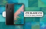 ZTE Blade V10 wallpapers