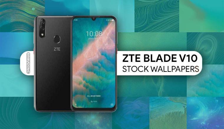 ZTE Blade V10 wallpapers