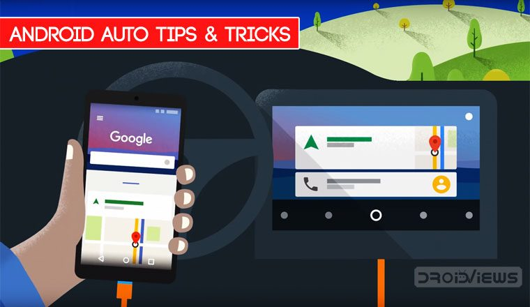 Android Auto Tips And Tricks And Hidden Features Droidviews