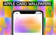 apple card wallpapers