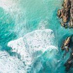 Zenfone 6 ocean waves wallpaper