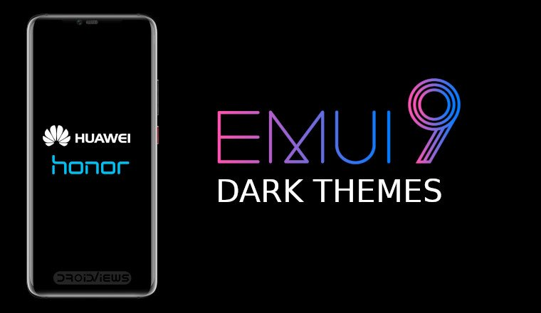 Best Dark Themes for EMUI