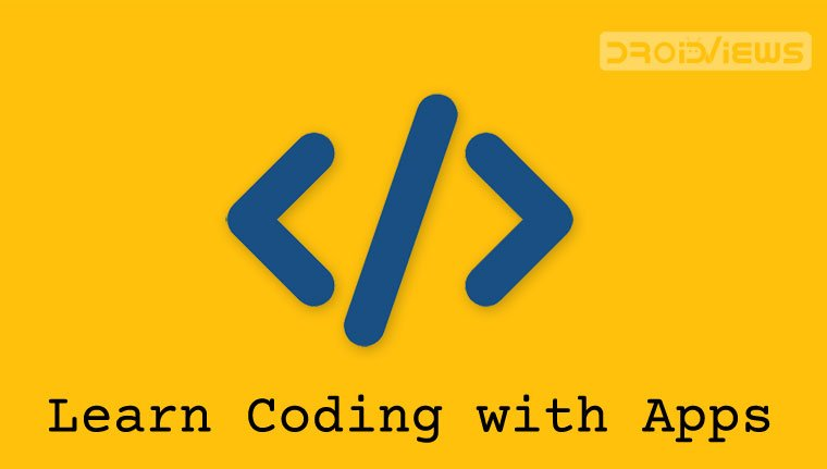 learn coding on android with apps