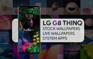 LG G8 ThinQ wallpaper