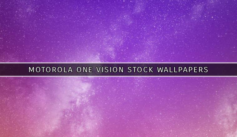 Motorola One Vision Wallpapers Download Droidviews