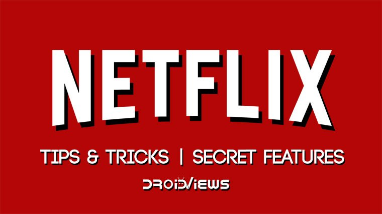 Netflix tips and secret features