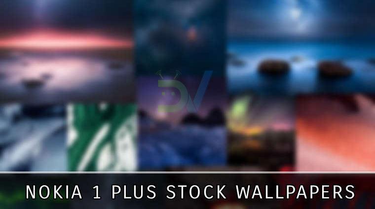 Nokia 1 Plus wallpapers