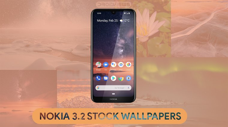 nokia 3.2 wallpapers
