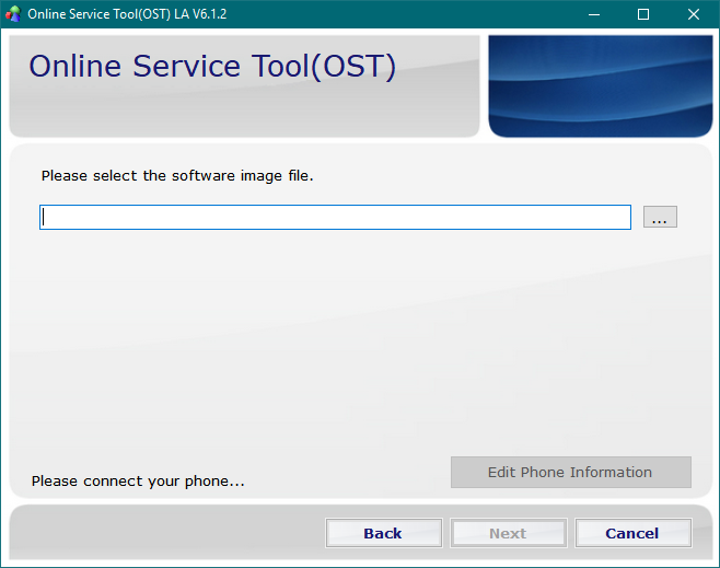 Online Service Tool-OST