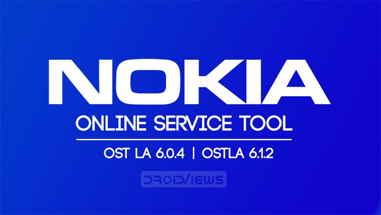 nokia online service tool