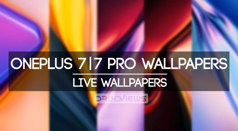 oneplus 7 prp stock wallpapers
