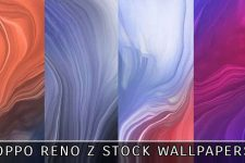 oppo reno z stock wallpapers
