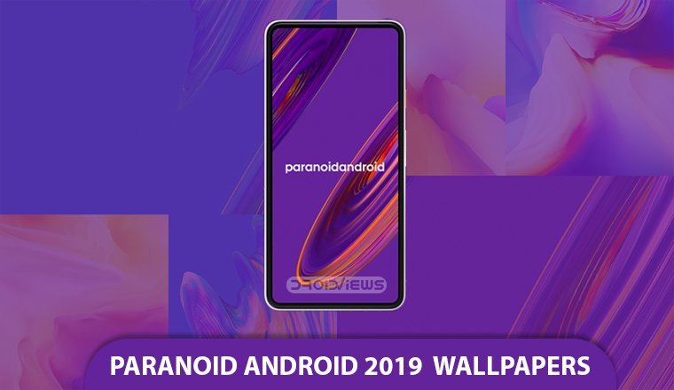 Paranoid Android 2019 Wallpapers Full Hd Download