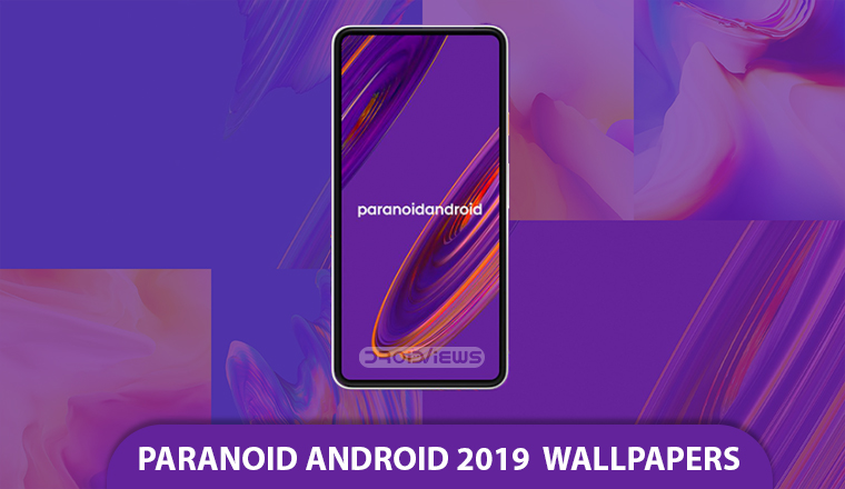 Paranoid Android 2019 wallpapers