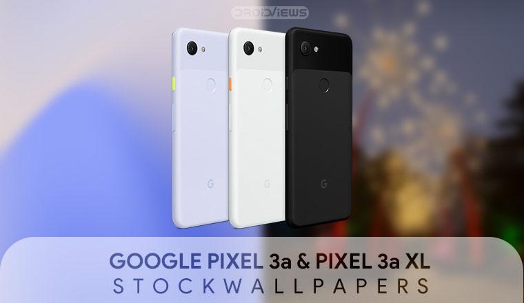 PIXEL 3a XL wallpapers