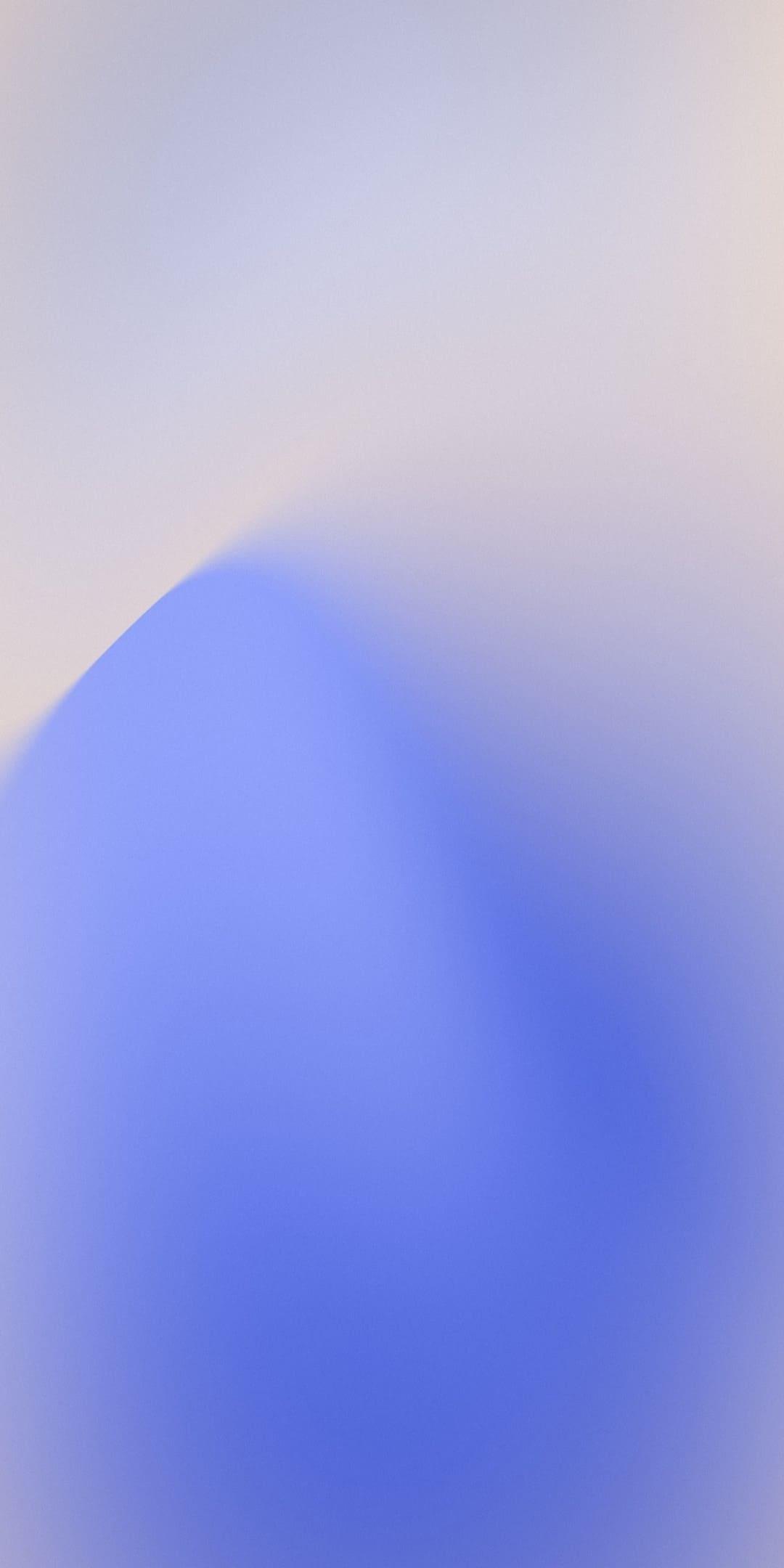 Pixel 3a blue wallpaper