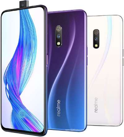 Realme X Popup camera for your selfies