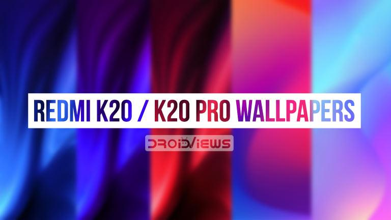 redmi k20 pro stock wallpapers