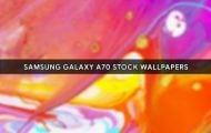 Galaxy A70 wallpapers