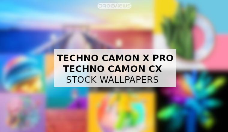 Techno Camon CX Wallpapers